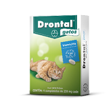 DRONTAL GATOS 4 CPR