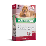 Advantage Caes e Gatos 2,5 ml