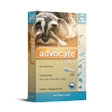 Advocate Caes 1,0ml
