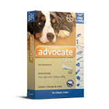 Advocate Caes 4,0ml