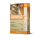 Advocate Gatos 0,4ml